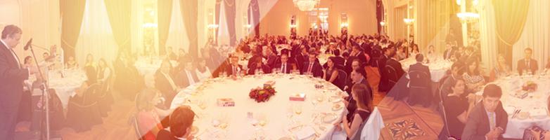 Participa en la Cena Anual de la CCBE el 5 de julio