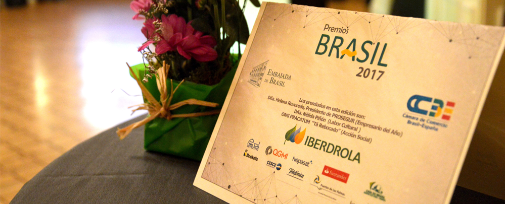Premios Brasil 2017