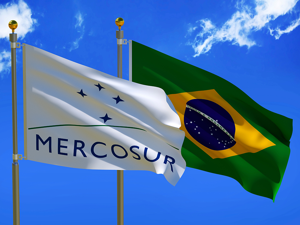 MERCOSUR: BRASIL NO CIERRA LA PUERTA A LAS CONVERSACIONES