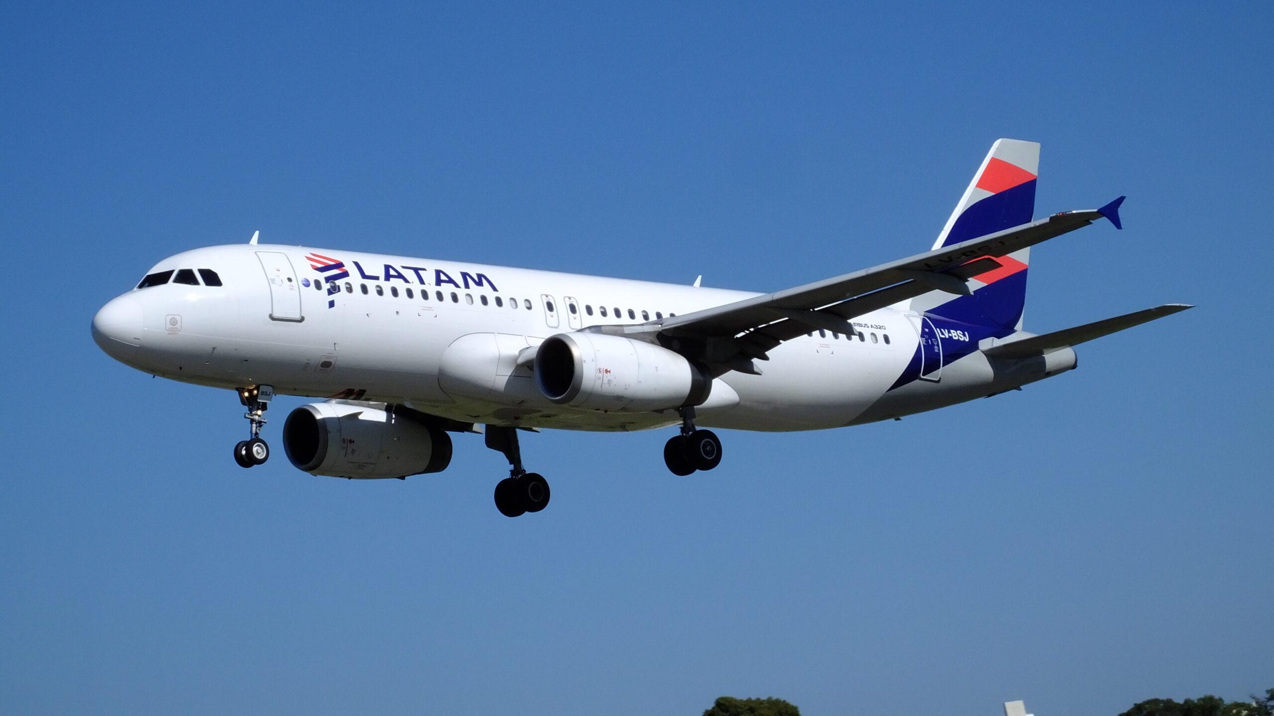 LATAM Airlines permanece en la categoría World del Índice de Sostenibilidad Dow Jones