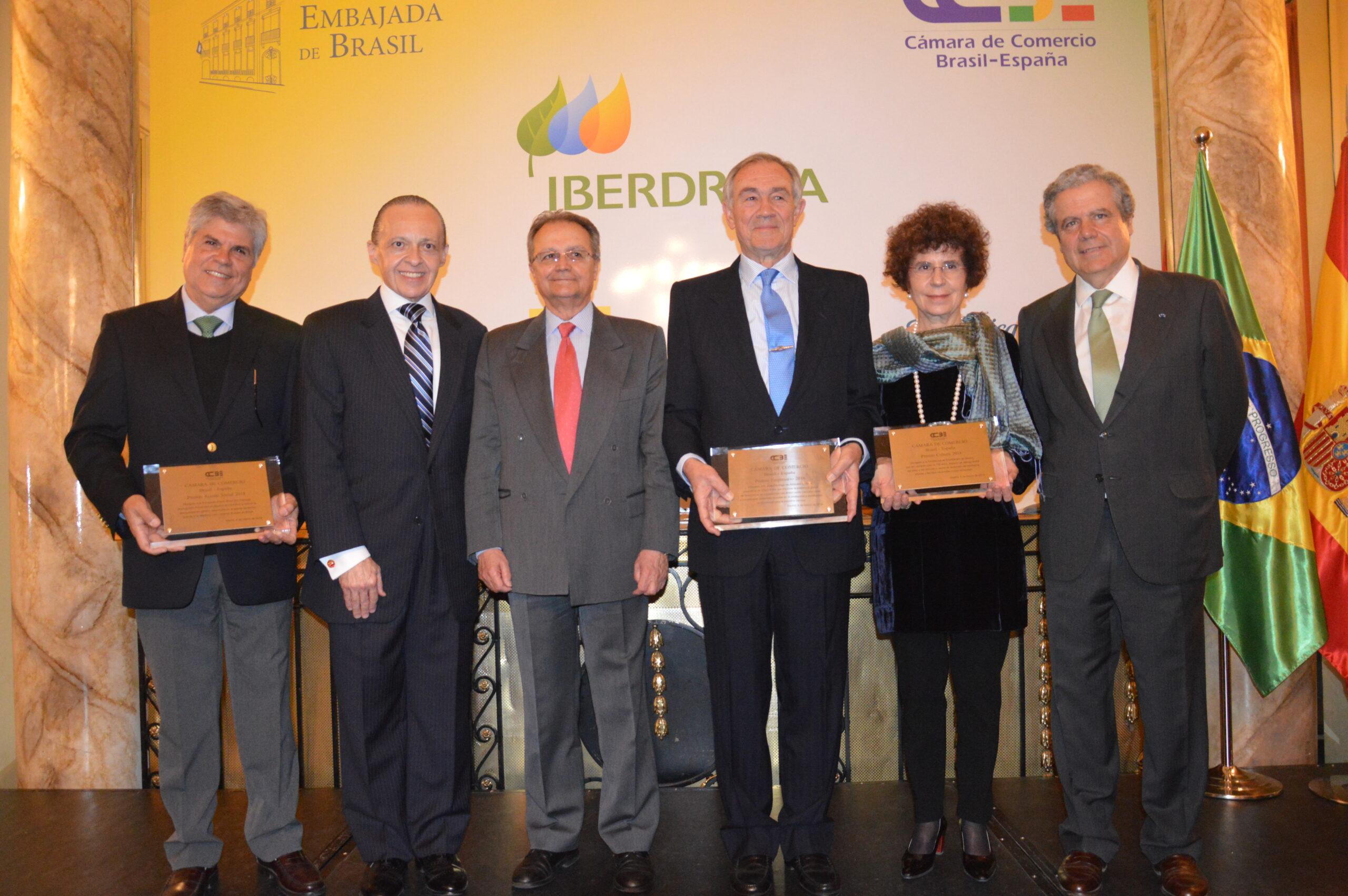 La CCBE celebra la XV edición de los Premios Brasil
