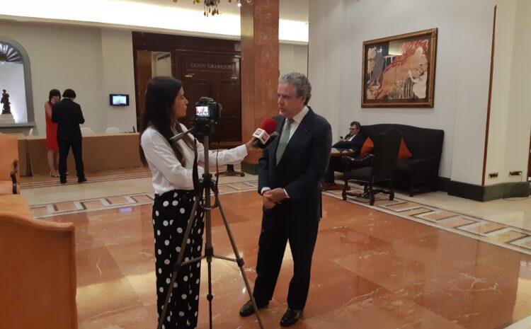 """""""El acuerdo UE-Mercosur va a ser un revulsivo del incremento del flujo comercial"""""""