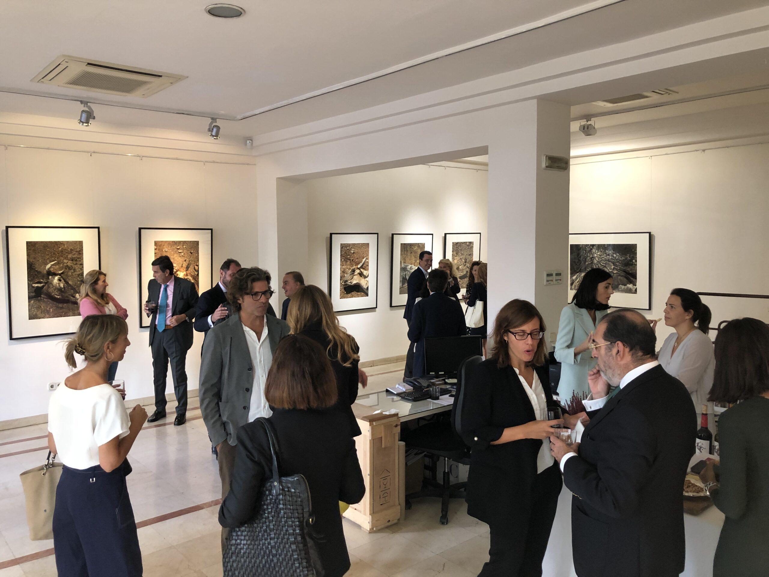 La CCBE muestra su apoyo al artista Eduardo Marco