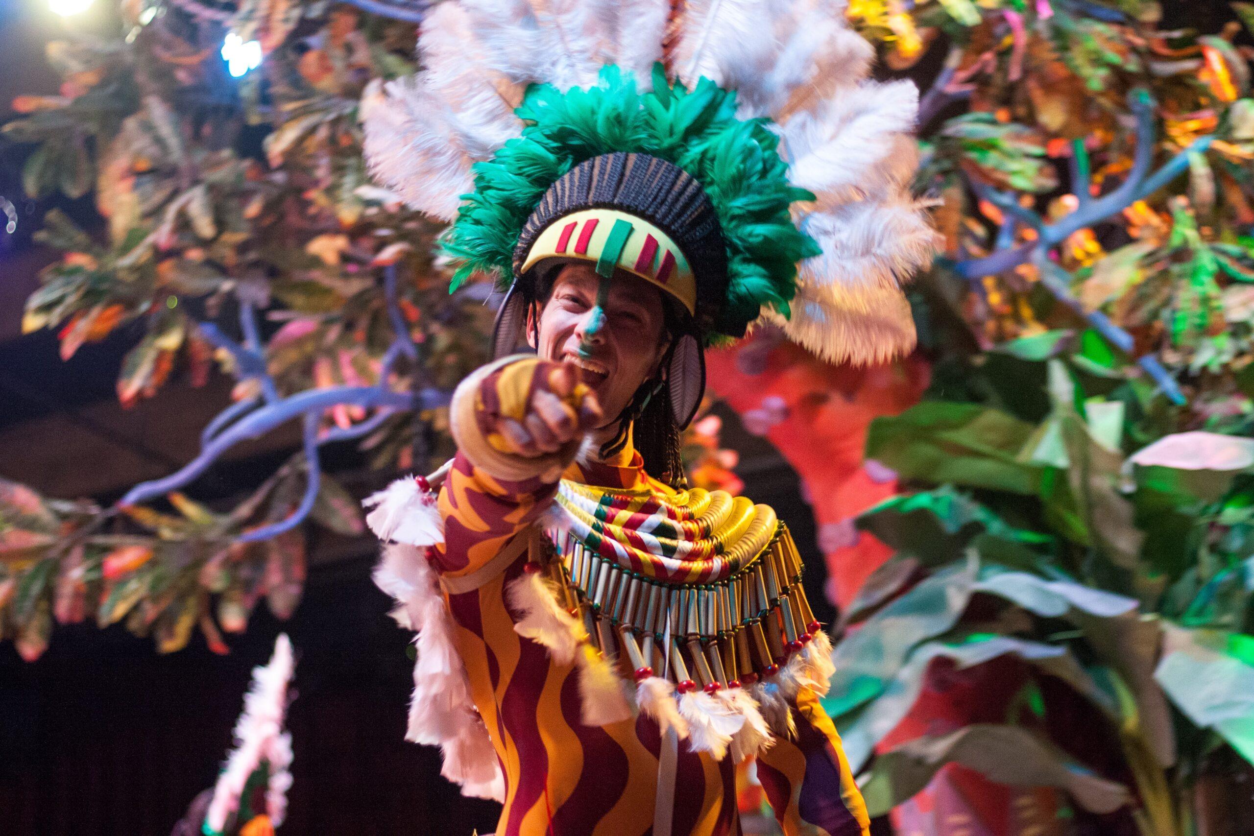 El Carnaval; motor de la economía brasileña