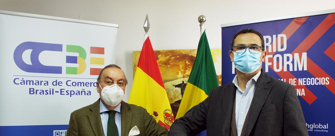 La Cámara de Comercio Brasil – España apoya a Madrid Platform, primer HUB internacional de negocios entre Europa y América Latina