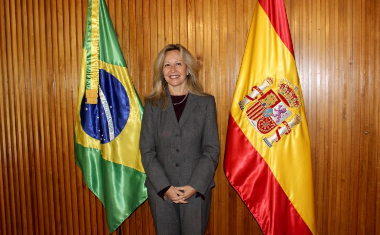 Trinidad Jiménez García-Herrera, nueva presidenta de la Cámara de Comercio Brasil-España
