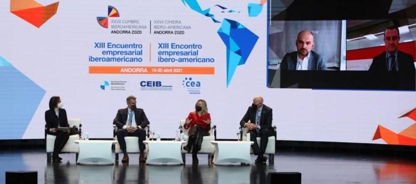 La CCBE acude por primera vez al Encuentro Empresarial Iberoamericano, antesala de la Cumbre Iberoamericana de Jefes de Estado y de Gobierno