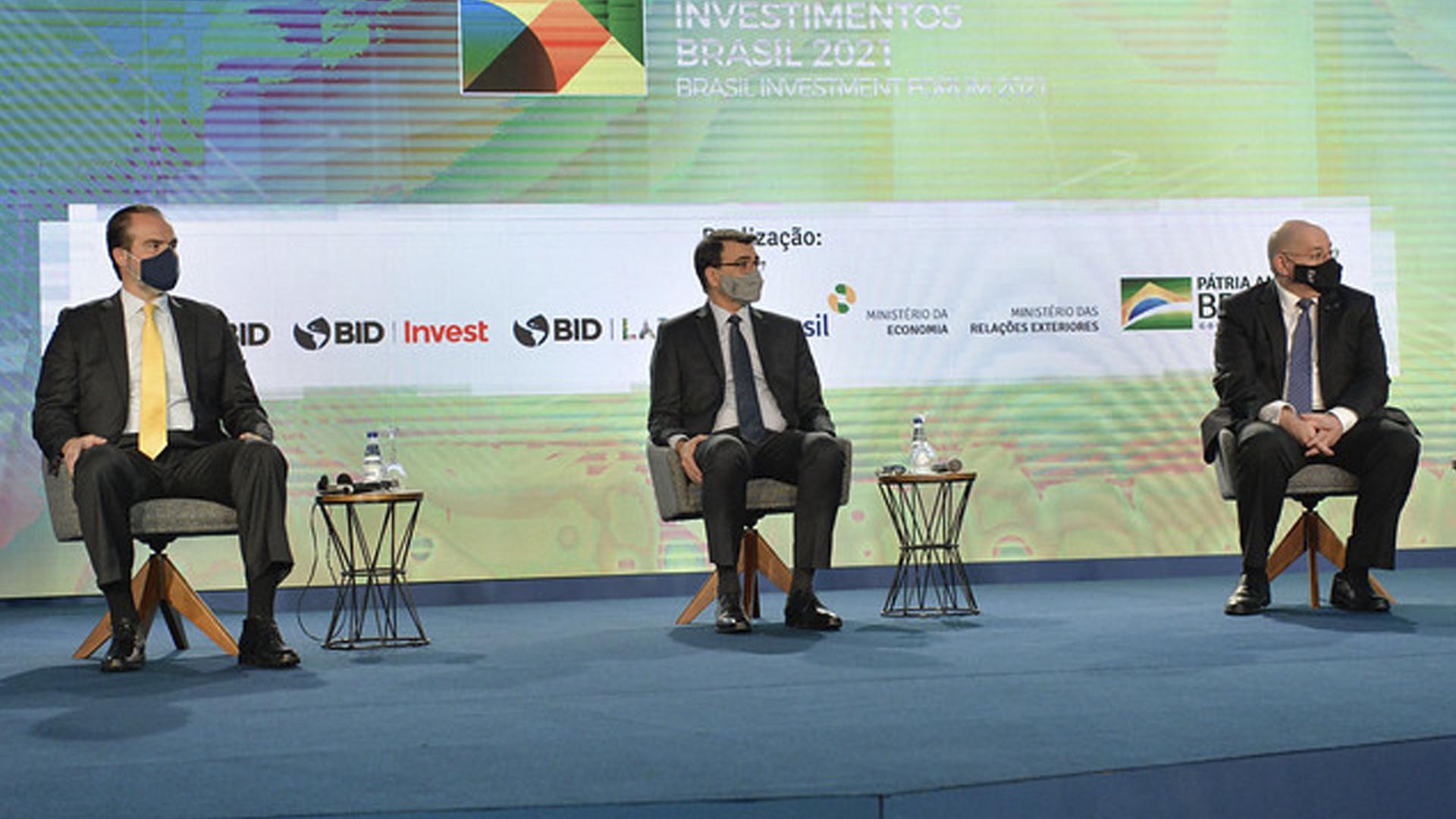 La CCBE colabora por primera vez en el Brasil Investment Forum