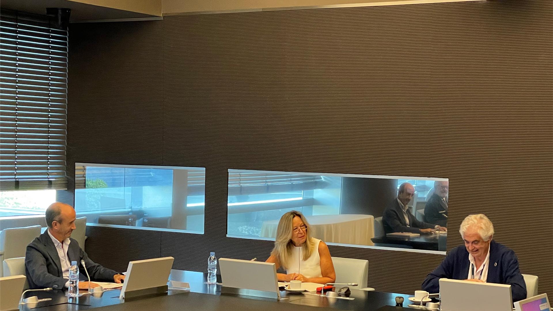 La CCBE organiza desde la sede de Telefónica una sesión sobre el Fondo de Recapitalización de empresas afectadas por la COVID-19 gestionado por COFIDES