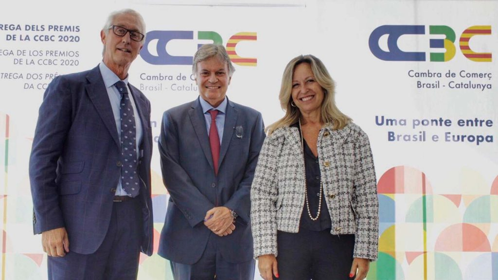 Trinidad Jiménez, presidenta de la CCBE, participa en la entrega de premios CCBC 2020